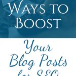 How do you optimize your blog posts for SEO? Getting these things right can help you reach new readers and grow an audience for your writing.
